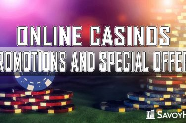 online casinos promotions and offers